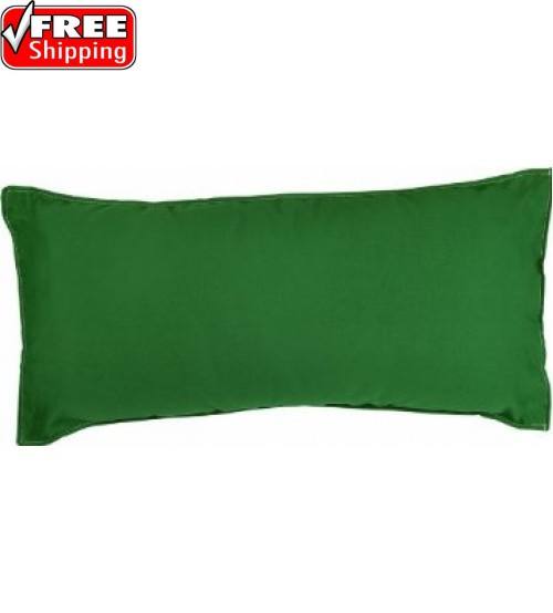 Castaway Large Green Hammock Pillow