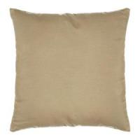 """Sunbrella 18""""x18"""" Square Throw Pillow - Spectrum Sand"""