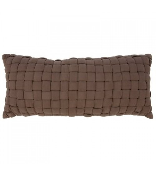 Soft Weave Deluxe Hammock Pillow - Chocolate