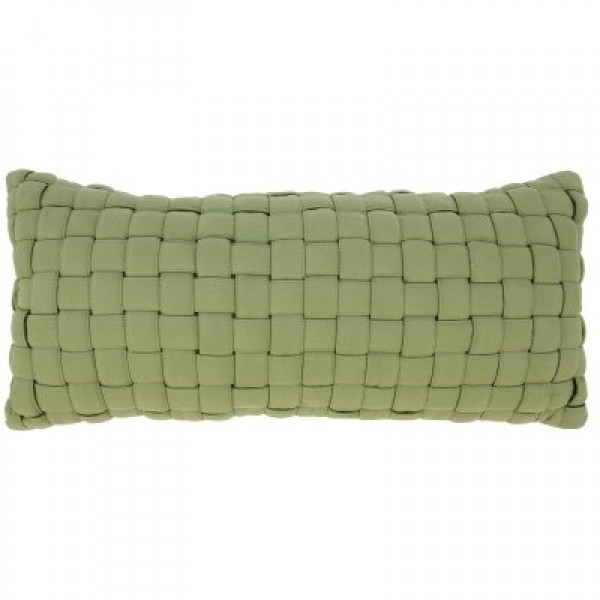 Soft Weave Deluxe Hammock Pillow - Light Green