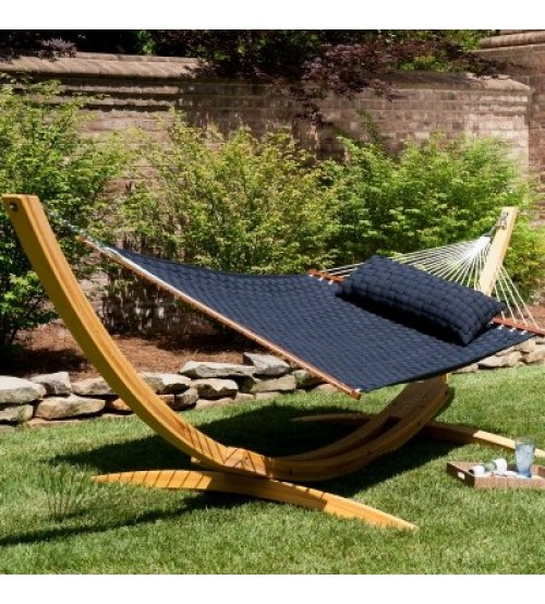Medium image of roman arc   cypress hammock stand
