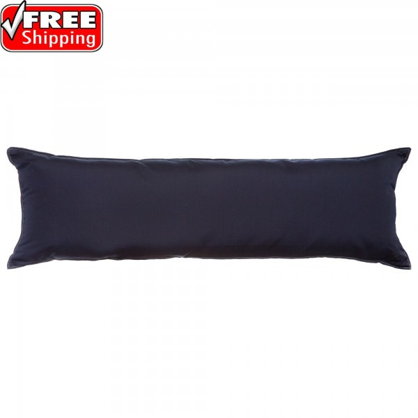 "52"" Long Hammock Pillow - Sunbrella® Navy"