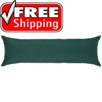 "52"" Long Hammock Pillow - Sunbrella® Green"