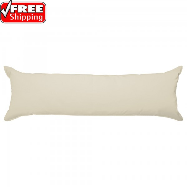 "52"" Long Hammock Pillow - DuraCord® Cream"