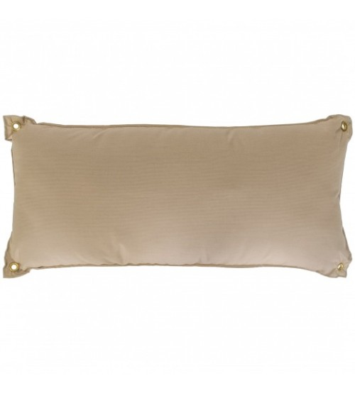 Traditional Hammock Pillow - Sunbrella® Spectrum Sand