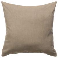 """Sunbrella 24""""x24""""  Square Throw Pillow - Cast Shale"""