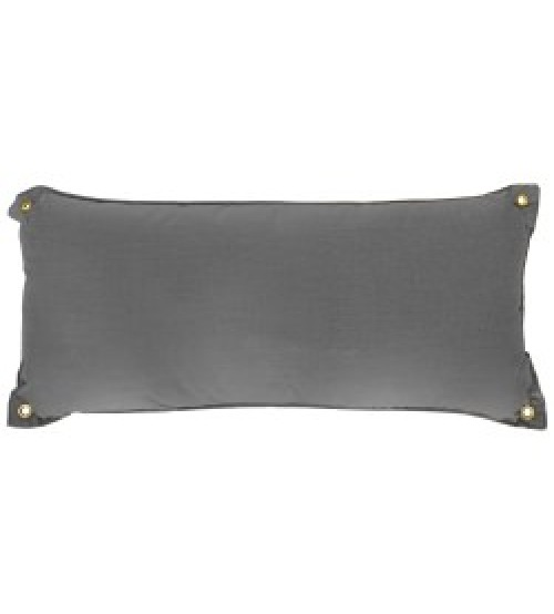 Traditional Hammock Pillow - Sunbrella Charcoal