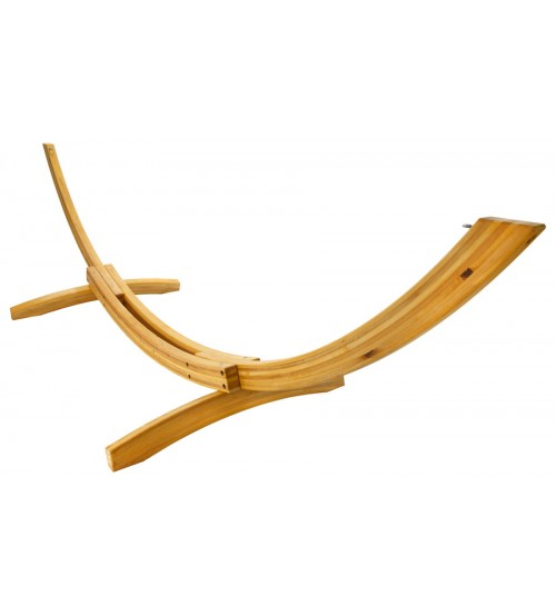 Deluxe Roman Arc 174 Cypress Swing Stand