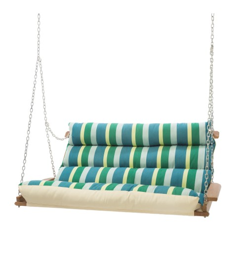 Deluxe Cushioned Double Swing - Gateway Tropic