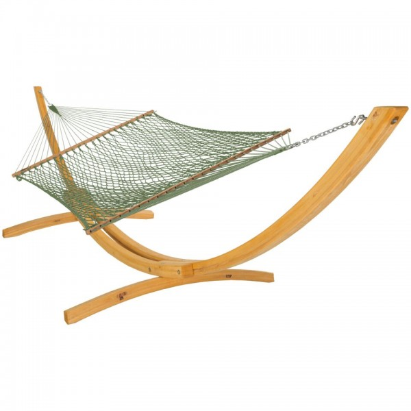 Deluxe Meadow Duracord Rope Hammock