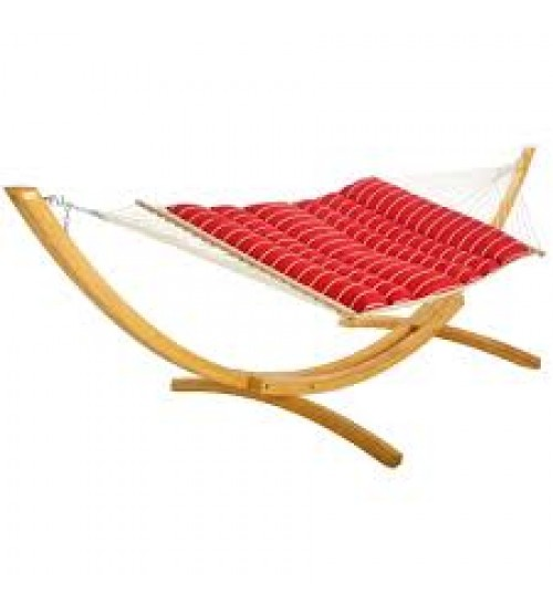 Pillowtop Hammock - Royal Red