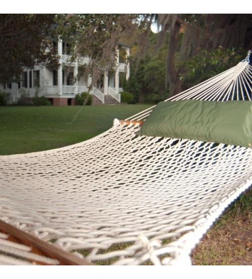 Pawleys Island Presidential Size Polyester Rope Hammock
