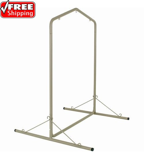 Steel Swing Stand - Taupe