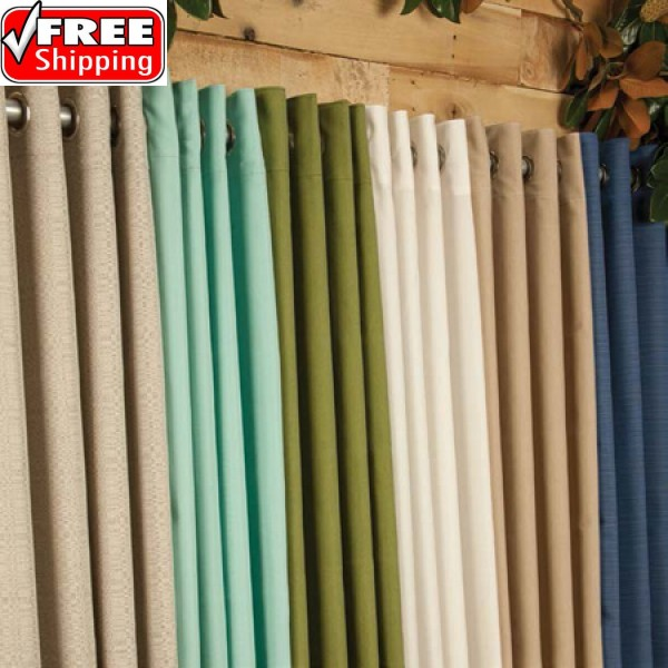 Best Outdoor Drapery Sunbrella Curtains In Lots Of Colors Patio Umbrella Store
