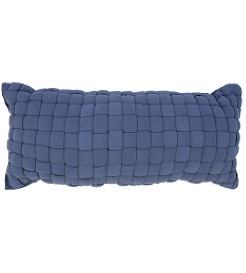 SoftWeave Hammock Pillow - Blue