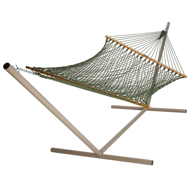 Pawleys Island Large DuraCord® Rope Hammock - Meadow