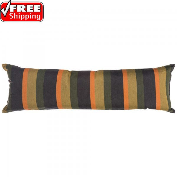 "52"" Long Hammock Pillow - Sunbrella® Gateway Aspen"
