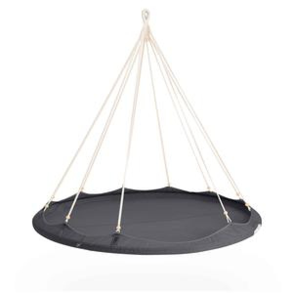 Classic TiiPii 6ft Nester Hanging Daybed (Charcoal)