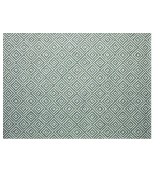 Outdoor Rug by Treasure Garden - Athens Silver
