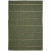 Outdoor Rug by Pawleys Island - Inlet Stripe Green