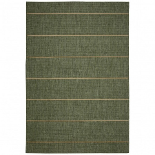 Outdoor Rug by Pawleys Island - Palmetto Stripe Green
