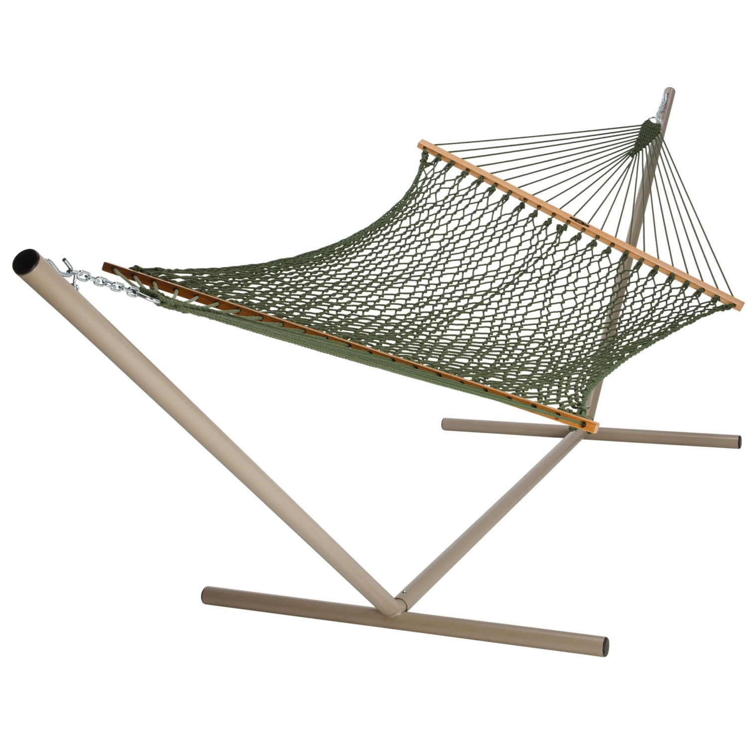 poly with white com heavy dp soft deluxe person stand hammock amazon large rope duty garden extra outdoor